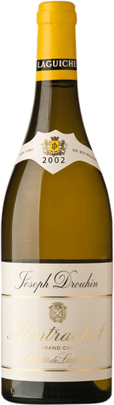 1 999,95 €   White wine Drouhin Grand Cru Marquis de Laguiche 2002 A.O.C. Montrachet Burgundy France Chardonnay Magnum Bottle 1,5 L