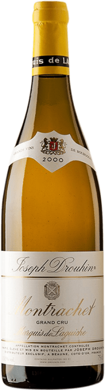 1 976,95 €   White wine Drouhin Grand Cru Marquis de Laguiche 2000 A.O.C. Montrachet Burgundy France Chardonnay Magnum Bottle 1,5 L