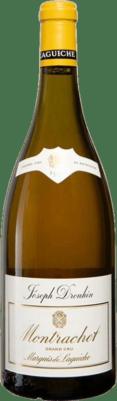1 859,95 €   White wine Drouhin Grand Cru Marquis de Laguiche 1996 A.O.C. Montrachet Burgundy France Chardonnay Magnum Bottle 1,5 L