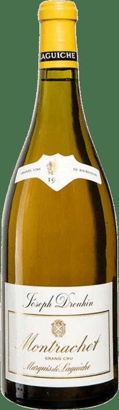 1 976,95 €   White wine Drouhin Grand Cru Marquis de Laguiche 1994 A.O.C. Montrachet Burgundy France Chardonnay Magnum Bottle 1,5 L