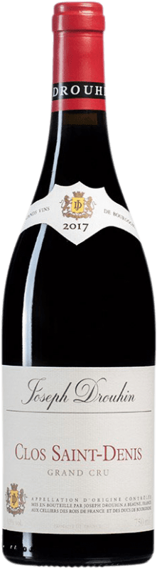 241,95 €   Red wine Drouhin Grand Cru A.O.C. Clos Saint-Denis Burgundy France Pinot Black Bottle 75 cl