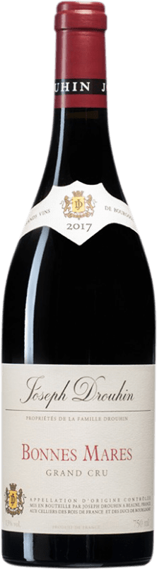607,95 € Free Shipping | Red wine Drouhin Grand Cru A.O.C. Bonnes-Mares Burgundy France Bottle 75 cl