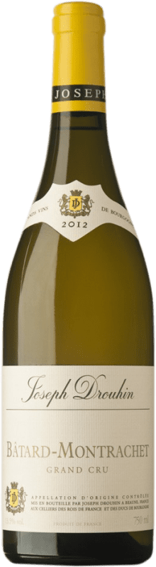 1 786,95 € Free Shipping | White wine Drouhin Grand Cru A.O.C. Bâtard-Montrachet Burgundy France Chardonnay Jéroboam Bottle-Double Magnum 3 L