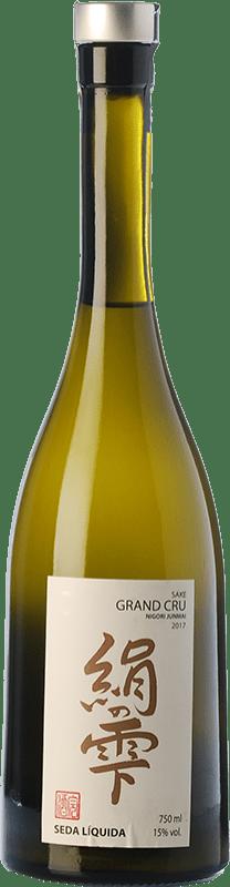 35,95 € 免费送货 | 清酒 Seda Líquida Grand Cru 西班牙 瓶子 70 cl