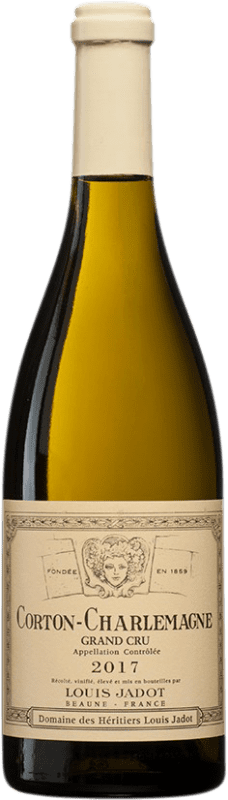 219,95 € | White wine Louis Jadot Grand Cru A.O.C. Corton-Charlemagne Burgundy France Chardonnay Bottle 75 cl