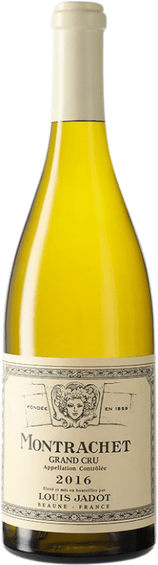 824,95 € | White wine Louis Jadot Grand Cru A.O.C. Montrachet Burgundy France Bottle 75 cl