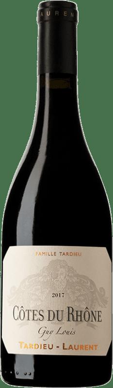 25,95 € | Red wine Tardieu-Laurent Guy-Louis A.O.C. Côtes du Rhône France Syrah, Grenache, Mourvèdre Bottle 75 cl