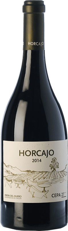 73,95 € | Red wine Cepa 21 Horcajo D.O. Ribera del Duero Castilla y León Spain Tempranillo Bottle 75 cl