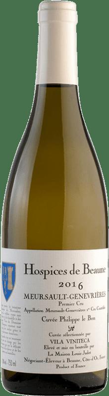 211,95 € Free Shipping   White wine Louis Jadot Hospices de Beaune 1er Cru Genevrières Cuvée Philippe Le Bon A.O.C. Meursault Burgundy France Chardonnay Bottle 75 cl