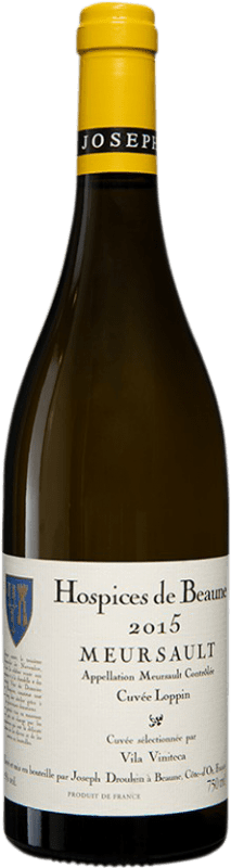 187,95 € Free Shipping | White wine Drouhin Hospices de Beaune Cuvée Loppin A.O.C. Meursault Burgundy France Chardonnay Bottle 75 cl