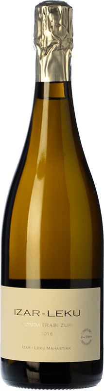 23,95 € Free Shipping | White sparkling Artadi Izar-Leku D.O. Getariako Txakolina Basque Country Spain Bottle 75 cl