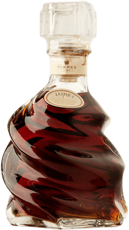 131,95 € | Brandy Torres Jaime I de la Familia Reserva D.O. Penedès Catalonia Spain Bottle 70 cl