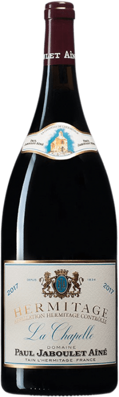 565,95 € Envoi gratuit | Vin rouge Jaboulet Aîné La Chapelle A.O.C. Hermitage France Syrah Bouteille Magnum 1,5 L