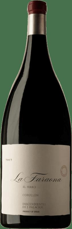 6 368,95 € 免费送货 | 红酒 Descendientes J. Palacios La Faraona D.O. Bierzo 卡斯蒂利亚莱昂 西班牙 Mencía 特别的瓶子 5 L