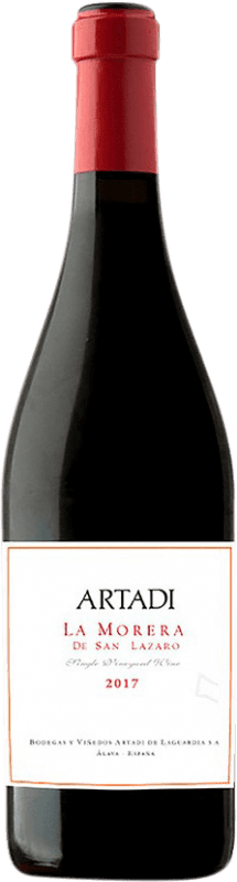 97,95 € | Red wine Artadi La Morera de San Lázaro D.O. Navarra Navarre Spain Tempranillo Bottle 75 cl
