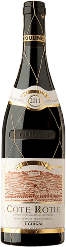 409,95 € Free Shipping | Red wine Domaine E. Guigal La Mouline A.O.C. Côte-Rôtie France Syrah, Viognier Bottle 75 cl