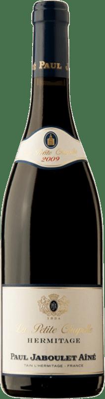 86,95 € Envío gratis | Vino tinto Jaboulet Aîné La Petite Chapelle 2009 A.O.C. Hermitage Francia Syrah Botella 75 cl