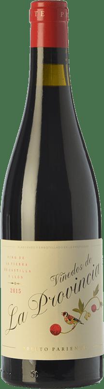 13,95 € Free Shipping   Red wine Prieto Pariente La Provincia I.G.P. Vino de la Tierra de Castilla y León Castilla y León Spain Tempranillo, Grenache Bottle 75 cl