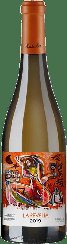 21,95 € Envoi gratuit | Vin blanc Emilio Moro La Revelía D.O. Bierzo Castille et Leon Espagne Godello Bouteille 75 cl