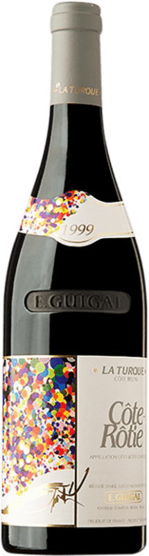 826,95 € Free Shipping | Red wine Domaine E. Guigal La Turque 1999 A.O.C. Côte-Rôtie France Syrah, Viognier Bottle 75 cl