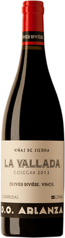 11,95 € | Red wine Olivier Rivière La Vallada D.O. Arlanza Spain Tempranillo Bottle 75 cl