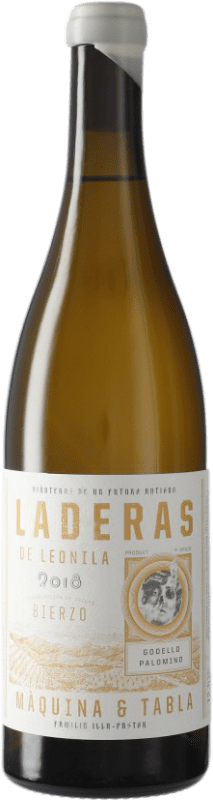 9,95 € Envoi gratuit   Vin blanc Máquina & Tabla Laderas de Leonila D.O. Bierzo Castille et Leon Espagne Godello, Palomino Fino, Doña Blanca Bouteille 75 cl