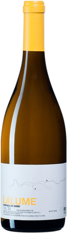 18,95 € 免费送货 | 白酒 Dominio do Bibei Lalume D.O. Ribeiro 加利西亚 西班牙 瓶子 75 cl