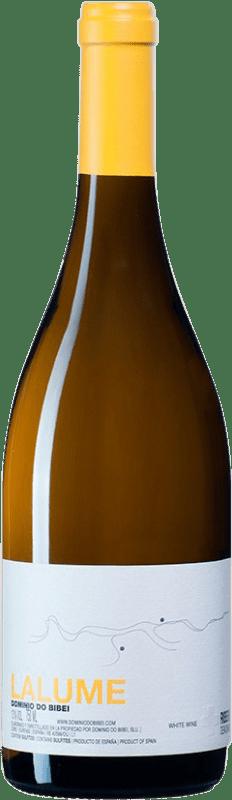 18,95 € Envoi gratuit | Vin blanc Dominio do Bibei Lalume D.O. Ribeiro Galice Espagne Bouteille 75 cl