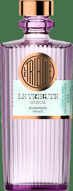73,95 € Envío gratis | Mezcal MG Le Tribute Mexico Botella 70 cl