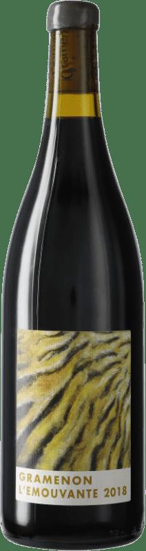 31,95 € Free Shipping | Red wine Domaine Gramenon L'Emouvante A.O.C. Côtes du Rhône France Syrah Bottle 75 cl