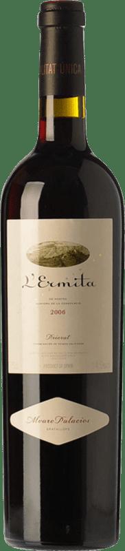 1 281,95 € Envío gratis | Vino tinto Álvaro Palacios L'Ermita D.O.Ca. Priorat Cataluña España Garnacha, Cabernet Sauvignon Botella 75 cl