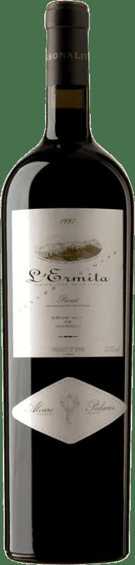 9 788,95 € Free Shipping   Red wine Álvaro Palacios L'Ermita 1997 D.O.Ca. Priorat Catalonia Spain Grenache, Cabernet Sauvignon Special Bottle 5 L