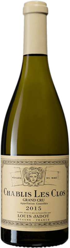 99,95 € | White wine Louis Jadot Les Clos A.O.C. Chablis Grand Cru Burgundy France Bottle 75 cl