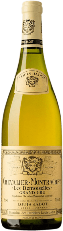 569,95 € | White wine Louis Jadot Les Demoiselles Grand Cru A.O.C. Chevalier-Montrachet Burgundy France Chardonnay Bottle 75 cl
