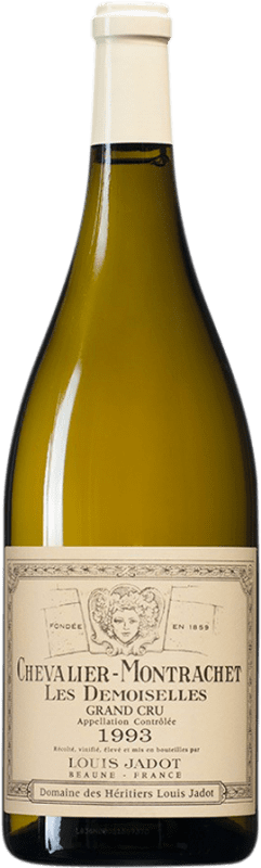973,95 € | White wine Louis Jadot Les Demoiselles Grand Cru 1993 A.O.C. Chevalier-Montrachet Burgundy France Chardonnay Magnum Bottle 1,5 L
