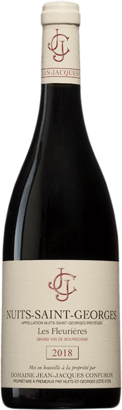 57,95 € Free Shipping | Red wine Confuron Les Fleurières A.O.C. Nuits-Saint-Georges Burgundy France Pinot Black Bottle 75 cl