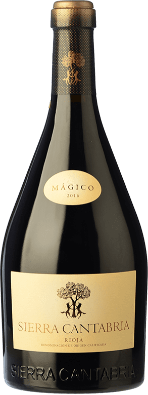 658,95 € | Red wine Sierra Cantabria Mágico D.O.Ca. Rioja Spain Tempranillo, Grenache Bottle 75 cl