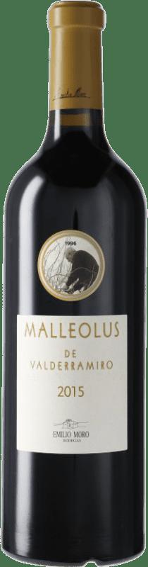 84,95 € Envoi gratuit | Vin rouge Emilio Moro Malleolus Valderramiro D.O. Ribera del Duero Castille et Leon Espagne Tempranillo Bouteille 75 cl