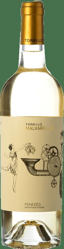 8,95 € Envoi gratuit | Vin blanc Torelló Malvarel·lo D.O. Penedès Catalogne Espagne Bouteille 75 cl