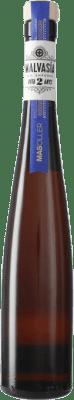 15,95 € 免费送货 | 白酒 Mas Oller Malvasia de Sitges D.O. Empordà 加泰罗尼亚 西班牙 Malvasía de Sitges 半瓶 37 cl