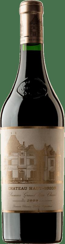 1 442,95 € Free Shipping | Red wine Château Haut-Brion 2009 A.O.C. Pessac-Léognan Bordeaux France Merlot, Cabernet Sauvignon, Cabernet Franc Bottle 75 cl