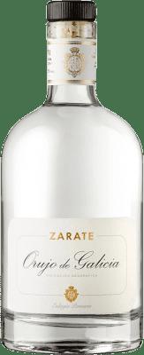 15,95 € Envío gratis | Orujo Zárate Galicia España Albariño Botella Medium 50 cl
