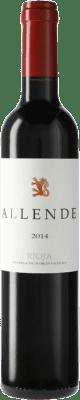 14,95 € Envío gratis | Vino tinto Allende D.O.Ca. Rioja España Tempranillo Botella Medium 50 cl
