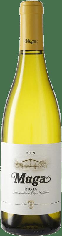 9,95 € Envoi gratuit   Vin blanc Muga D.O.Ca. Rioja Espagne Viura, Malvasía, Grenache Blanc Bouteille 75 cl