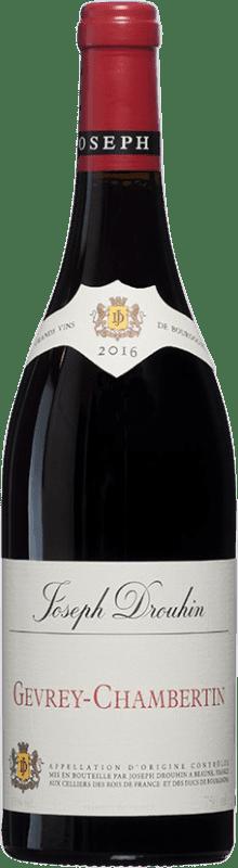 55,95 € | Red wine Drouhin A.O.C. Gevrey-Chambertin Burgundy France Pinot Black Bottle 75 cl