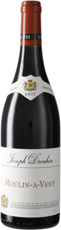14,95 € Free Shipping | Red wine Drouhin A.O.C. Moulin à Vent Burgundy France Bottle 75 cl
