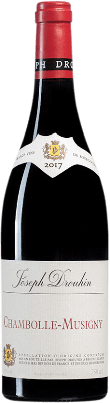 78,95 € | Red wine Drouhin A.O.C. Chambolle-Musigny Burgundy France Pinot Black Bottle 75 cl