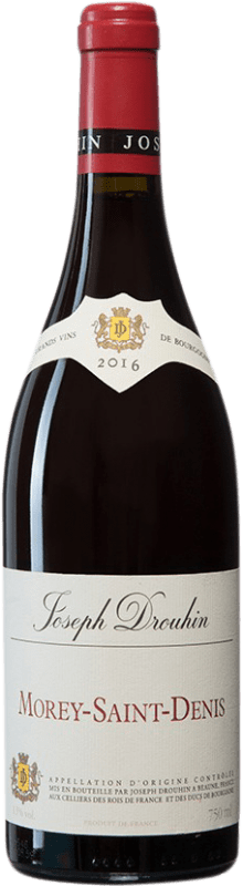 57,95 €   Red wine Drouhin A.O.C. Morey-Saint-Denis Burgundy France Bottle 75 cl