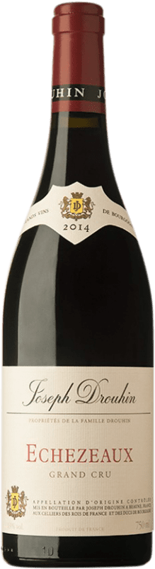 262,95 € Free Shipping | Red wine Drouhin A.O.C. Échezeaux Burgundy France Pinot Black Bottle 75 cl