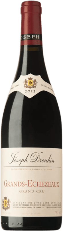 554,95 € Free Shipping | Red wine Drouhin A.O.C. Grands Échezeaux Burgundy France Pinot Black Bottle 75 cl